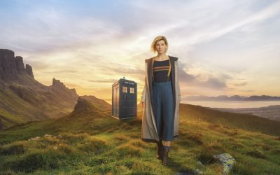 Doctor Who as data: fandom as a coping mechanism