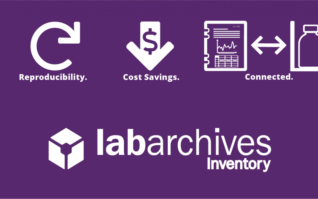 LabArchives Inventory is here!