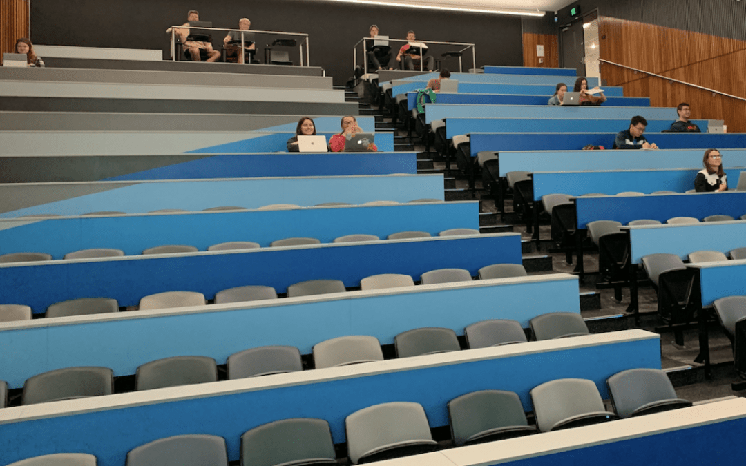 The Lecture is Dead: Long Live the Lecture!